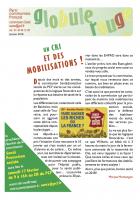 Commission santé du PCF. Globule rouge (janvier 2018)