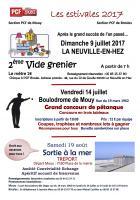 L'Écho de Mouy « Les Estivales 2017 » - Sections PCF de Bresles et de Mouy, juillet 2017