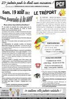 Encart « Journée à la mer » - Oise Avenir n° 1335, 27 juin 2017