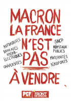 La France n'est pas à vendre