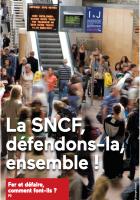 « La Vraie INFO ». Journal édité par la Fédération CGT Cheminots